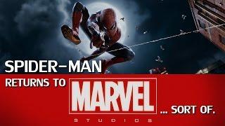 Spider man Cinematic Saga Part 2 Marvel And Sonys Agreement