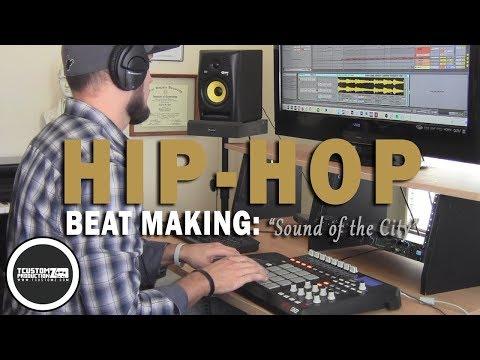 Hip-Hop Rap Beat Making Video [2017] -