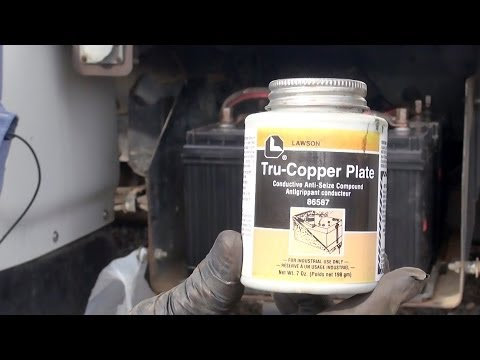 Change Truck Battery in Big Truck 3