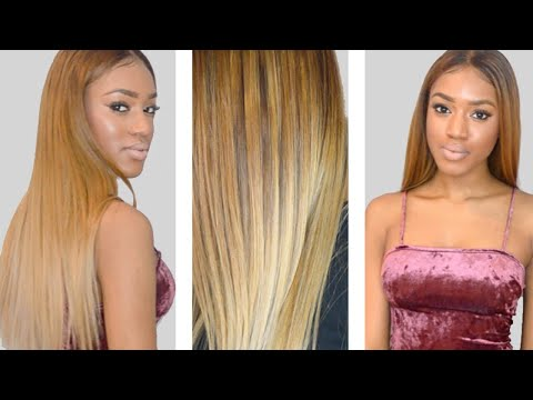 How To: Blonde Highlights & Lowlights Bleach | Free Hair Giveaway (CLOSED) | ChocHair Discount