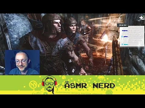 Twitch Archive | ASMR-ish Let's Play Skyrim! | 8 | Prison Break!