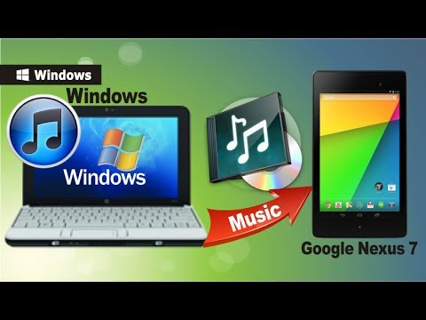 [iTunes Music to Nexus 7]: How to Sync Music from iTunes to Google Nexus 7