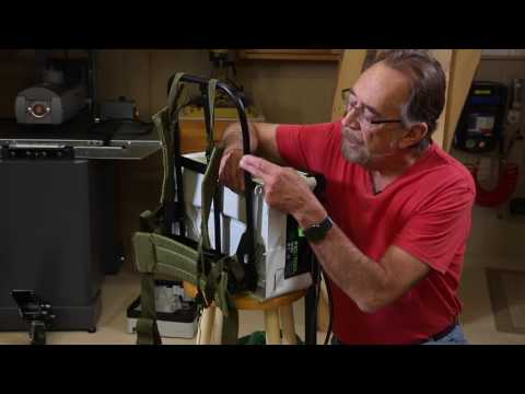 Festool CT Sys Backpack Vac Hack - The Down to Earth Woodworker