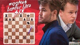 The best checkmate ever? | Magnus Carlsen vs. chess24 user IM KeyzerSo