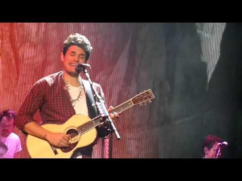 John Mayer - Dear Marie (Baltimore 12/14/13)