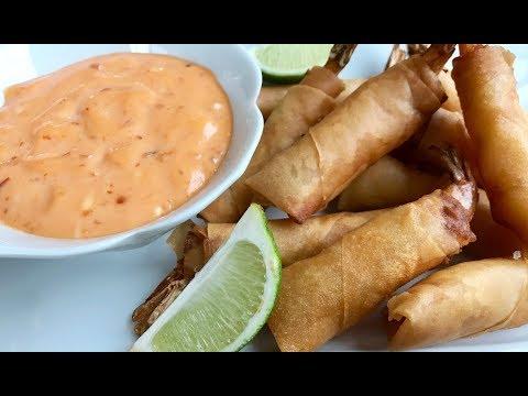 Super Easy Fire Cracker Shrimp with Raihana's Cuisines