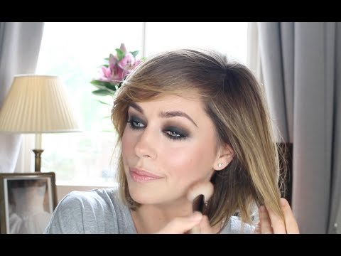 Quick and Easy Smokey Eyes