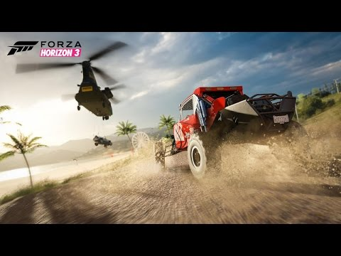 Forza Horizon 3 Demo - Is it good?