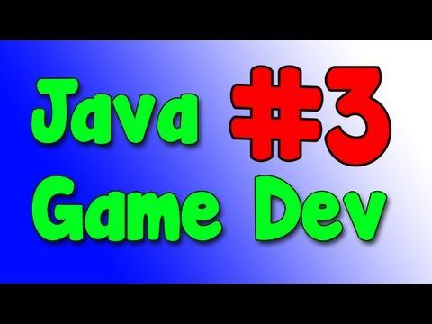 Java Game Development #3 - Constructing our Game Loop