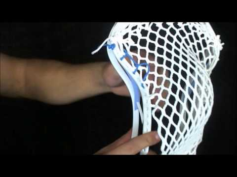 Tutorial: How to String an SI Knot