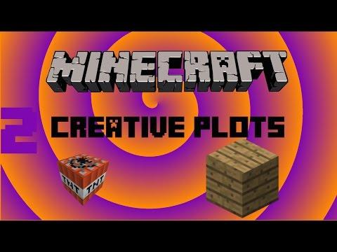 Minecraft   Creative Plots - [2] BAN ME!