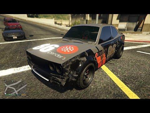 GTA 5 Online DLC Annis Savestra CUSTOMIZATION - NEW Hidden Unreleased Vehicles (The Doomsday Heist)
