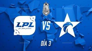 ALL STARS 2017 - DÍA 3 - CN VS KR - PARTIDO 1