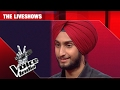 Parakhjeet Singh Hoshwalon Ko Khabar Kya The Liveshows The Voice India S2 mp3