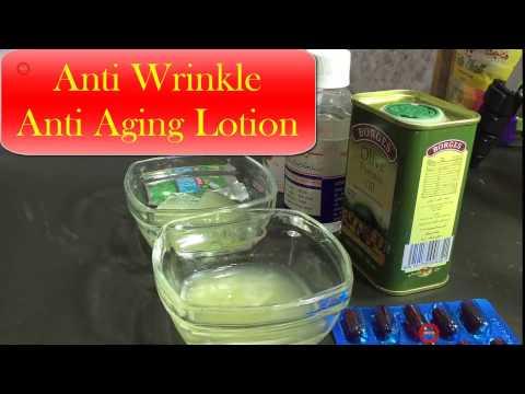 Anti Wrinkle Anti Aging Lotion | Glycerin, Lemon Juice, Rose Water  Body Lotion for Soft Skin |