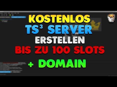 Kostenlos Einen Teamspeak³ Server Erstellen Eigene DOMAIN - Minecraft server domain erstellen kostenlos