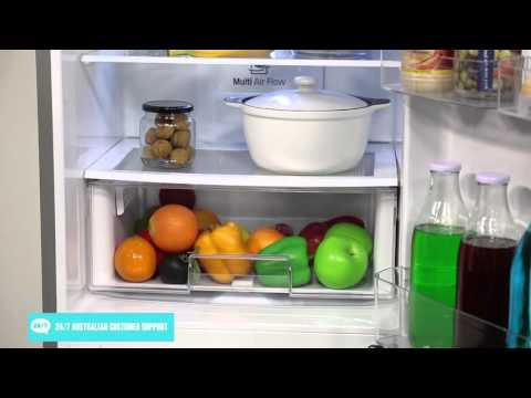 LG GB-306NP 306L Bottom Mount Fridge reviewed by product expert - Appliances Online