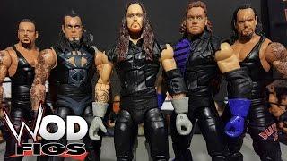 MAIL CALL EP: #38: Custom Elite Undertaker + FULL Undertaker Collection
