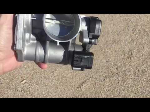 2007 Chevy Aveo5 Throttle Body Replacement