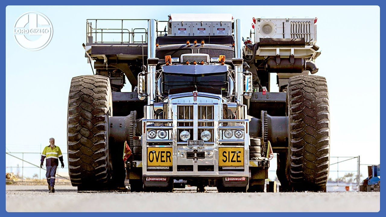 This Is How Oversized Loads Are Transported