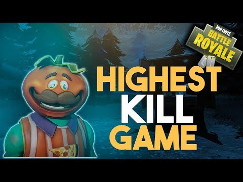 My Highest Kill Game in Solos (13) | HIGHLIGHTS #8 (FORTNITE BATTLE ROYAL)