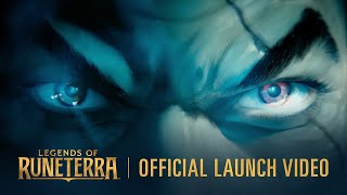 """Legends of Runeterra: Official Launch Video   """"BREATHE"""""""