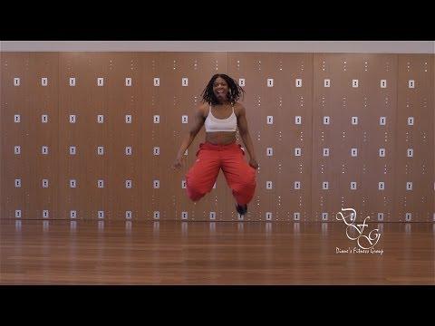 Zumba Choreography - Dione Mason - Canada - Work - Lil Jon - Hip Hop