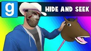 Gmod Hide and Seek - Cowboy Edition! (Garry