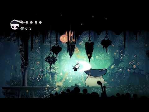 Hollow Knight On Nvidia GTX 1060 6GB / i7 7700 / Ultra Settings