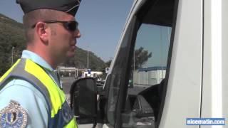 """Opération voitures """"chameaux"""": quatre tonnes de surcharge"""