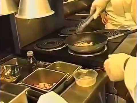 The Latest Dish - Lemon Pepper Shrimp with Rigatoni