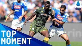 Balotelli scores for the visitors but Napoli hold on | Napoli 2-1 Brescia | Top Moment | Serie A