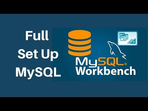 How to install MySql Workbench