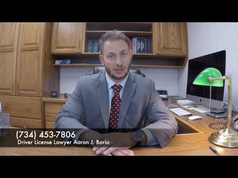 Michigan Driver License Lawyer