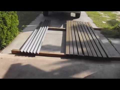 Utility Trailer Build Part 1