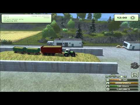 Full Guide - Make Big Money In Farm Simulator 2013 With The Biogas Plant