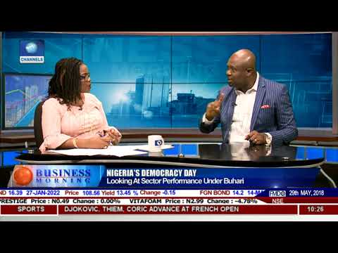 No More Recession In Nigeria Technically But.. Udemezue Assesses Buhari's Economic Growth Pt.2
