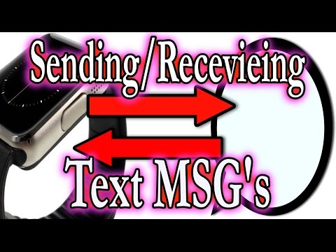 Gt08 Sending and Receiving SMS Messages