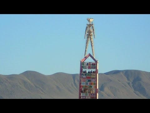 Burning Man Festival: History of the Celebration