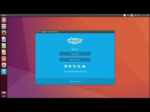 How To Install Skype 4.3 on Ubuntu 16.10