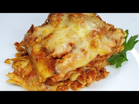 Chicken Lasagna, step by step Video Recipe II Real Nice Guyana (HD)