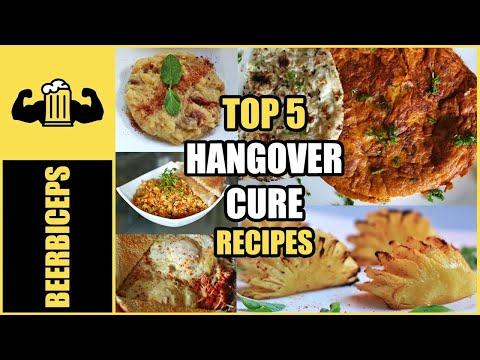 TOP 5 Hangover Cure Recipes | BeerBiceps Quick & Easy Recipes