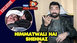 Bigg Boss 13 | Ajaz Khan SUPPORTS Shehnaz Gill; Here's Why | BB 13