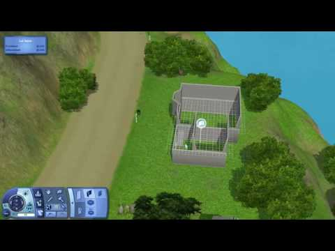 Building a House in The Sims 3: Island Paradise