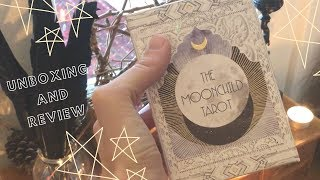 Moonchild Tarot First Impressions and Flip-Through
