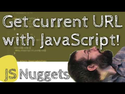 Get current URL with JavaScript (and jQuery)