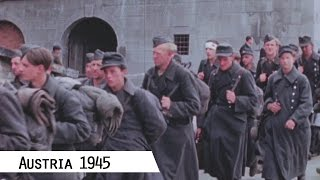 Austria in May 1945 (in color and HD)