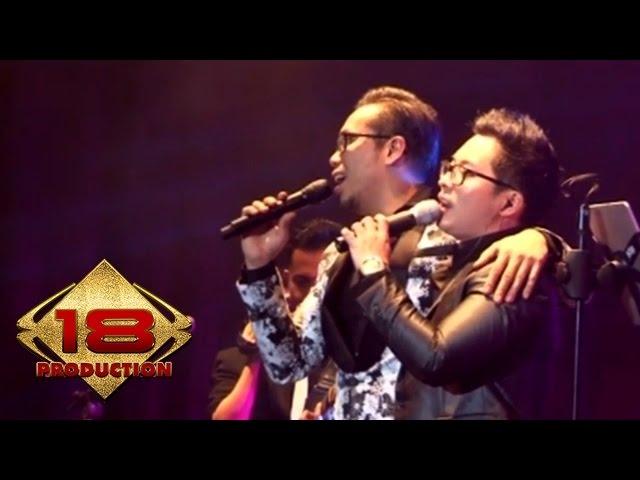 Download Kerispatih feat. Sammy Simorangkir - Demi Cinta  (Live Konser Surabaya 5 Desember 2014) MP3 Gratis