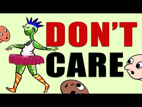 How to Not Care What Other People Think - Confident Self-Esteem Tips