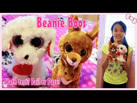 Kipper fails the math test? - Ty Beanie Boo Collection | RG Selena
